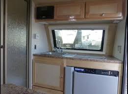Teardrop Camper With Bathroom Starling Travel The T B S Floorplan A Teardrop With A Bathroom