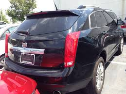 pre owned 2010 cadillac srx luxury collection sport utility in