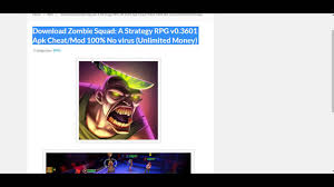 download zombie squad a strategy rpg v0 3601 apk cheat mod 100