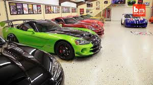 Dodge Viper Limited Edition - meet the world u0027s largest dodge viper collection
