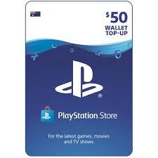 playstation store wallet top up 50 digital download jb hi fi