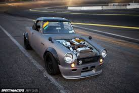 nissan roadster 1970 the pursuit of happiness a datsun roadster with a turbo twist