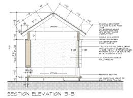 Floor Plan And Elevation Drawings by Movie Theater Playhouse Construction Drawings Life Of An Architect