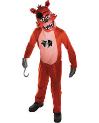 five nights at freddys foxy child costume l walmart com