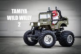 tamiya wild willy 2 youtube