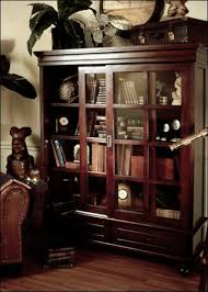 Sliding Door Bookcase Ehomefurnishing Shop Online At Directfactoryimports Com