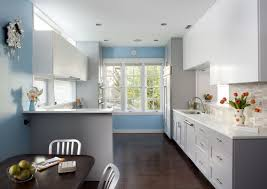 Neutral Color Kitchen - colorful kitchens introducing color into a kitchen remodel