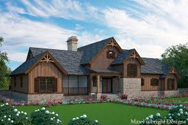rustic cottage house plans by max fulbright designs dogtrot house plans large