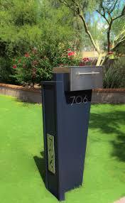 Wall Mount Locking Mailbox Home Depot Best 20 Stainless Steel Mailbox Ideas On Pinterest Modern