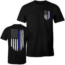Kenya Flag Clothing Thin Blue Line Shirt Police Usa Flag Shirt Police Lives Matter