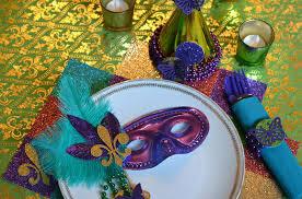 mardi gras party theme mardi gras party table decor