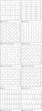how to install subway tile kitchen backsplash decorating installing subway tile subway tile patterns lowes