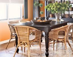 agen chairs around dining table upper street apartment