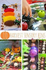 thanksgiving sensory table ideas top 10 harvest sensory bins sugar spice and glitter