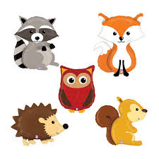 owl balloons sale large woodland animal balloons set of 5 fox raccoon