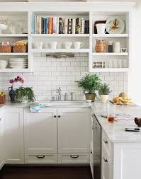 open shelf kitchen cabinet ideas 25 open shelving kitchens the cottage market