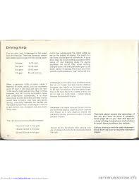 volkswagen beetle 1970 1 g owners manual