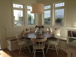 kitchen nook table round breakfast nook table with storage house design and office