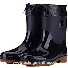 s rubber boots canada s antiskid waterproof rubber sole work shoes boots