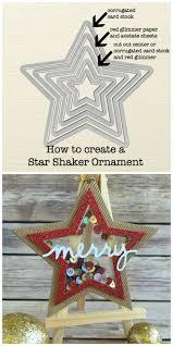 12 days of christmas series day 5 star christmas tree ornament