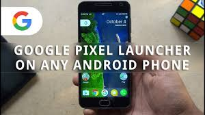 android phone update how to install pixel launcher update for any android