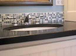 bathroom backsplash designs bathroom backsplash alternatives with regard to bathroom backsplash