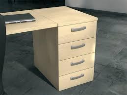 bloc tiroir bureau bloc tiroir plastique pour bureau meetharry co