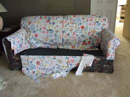 Diy Sofa Cover by Mostly Everything But Sewing Sofa Slipcover