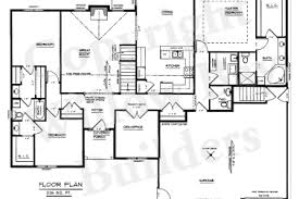 custom home floorplans 27 custom home floor plans everett homes goldsby custom floor
