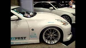 nissan 370z spoiler kit custom wide body amuse