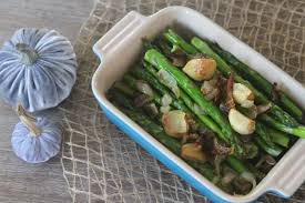 light thanksgiving roasted asparagus real s kitchen