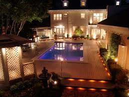 landscape lighting kansas city ks decks lights and design