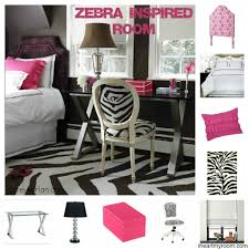 accessories winsome zebra print decor for bedroom amazing