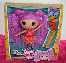 lalaloopsy loopy hair lalaloopsy loopy hair doll sparkles christmas shopping