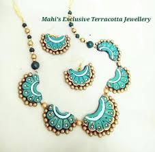 terracotta jewellery terracotta handmade heavy sets manufacturer