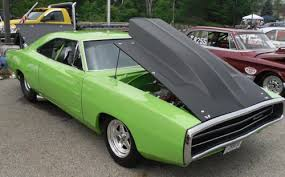 1970 dodge charger green 1970 sub lime green dodge charger pro rod