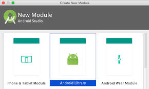 android library building your own android library codepath android cliffnotes