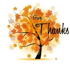 what are you thankful for this year on thanksgiving day
