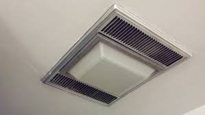 replace bathroom ceiling fan