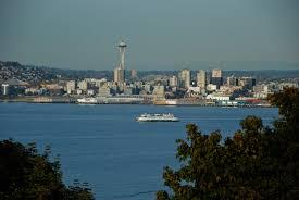 Hamilton Viewpoint Park West Seattle Washington by Seattle U2026 Rain Adventures On The Road