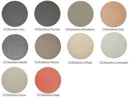concrete colour solutions colour thru oxides pigments colour