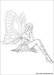 barbie mariposa archives u2022 mature colors