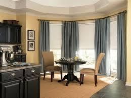 large layered curtain ideas corner
