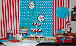 Thing One And Thing Two Party Decorations Baby Shower Ideas For Twins Or More Zone Romande Decoration