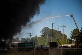 Burrell Overhead Doors by Officials Investigating After Garden City Structure Fire Disrupts