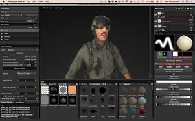 substance painter problem with full screen on os x yosemite