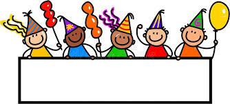 party banner party banner kids stock illustration illustration of team 43717376