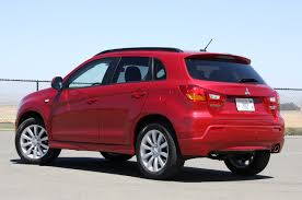 mitsubishi outlander sport 2014 red mitsubishi outlander sport production to be moved to the u s