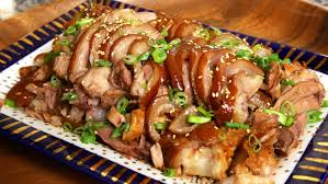 cuisine trotter pig trotter recipe cooking food with maangchi