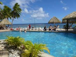 edgewater resort u0026 spa cook islands accommodation